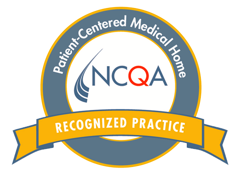Patient-Centered Medical Home - NCQA Recognized Pratice